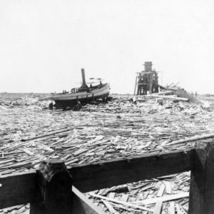 The Galveston Hurricane
