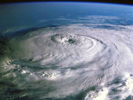 The Most Powerful Hurricanes