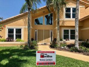 Impact Windows Sarasota FL | Paradise Exteriors